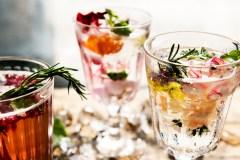 Des mocktails festifs pour un party sans alcool