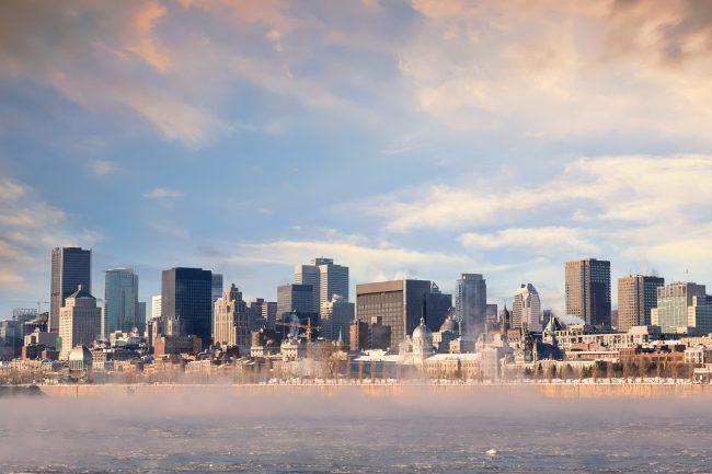 Flambée de l'immobilier de luxe à Montréal