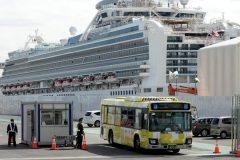 Coronavirus: rapatriement des Canadiens à bord du Diamond Princess dès jeudi