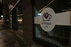 La fin de l'Atypique Café