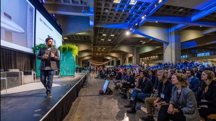 Innovation et environnement à Expo Entrepreneurs 2020