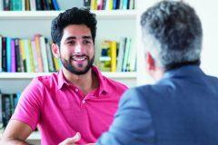 Les échanges informels et l'impact sur l'entrevue