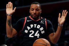 Raptors de Toronto: Norman Powell est sur le point de revenir au jeu