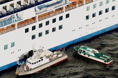Cinq autres Canadiens déclarés positifs au coronavirus sur le bateau de croisière
