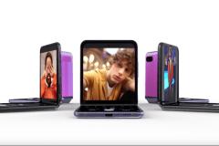 Samsung dévoile une vidéo de son nouveau téléphone à écran pliable