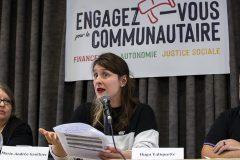 Le milieu communautaire veut sa part du trésor public québécois