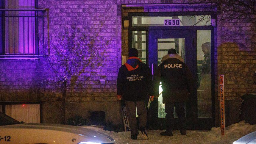 Agression armée à Montréal: une femme de 46 ans lutte pour sa vie