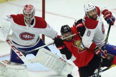 Domi marque deux buts, le Canadien victorieux des Sénateurs 3-0