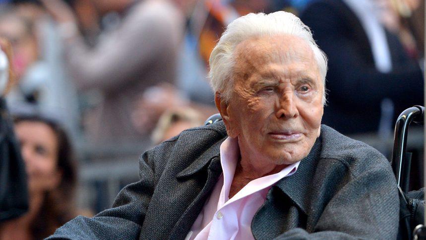 Kirk Douglas est mort à 103 ans