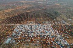 Syrie: un demi-million de déplacés en deux mois en raison des violences