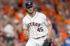 Cole commence son séjour à New York en répondant aux questions sur les Astros