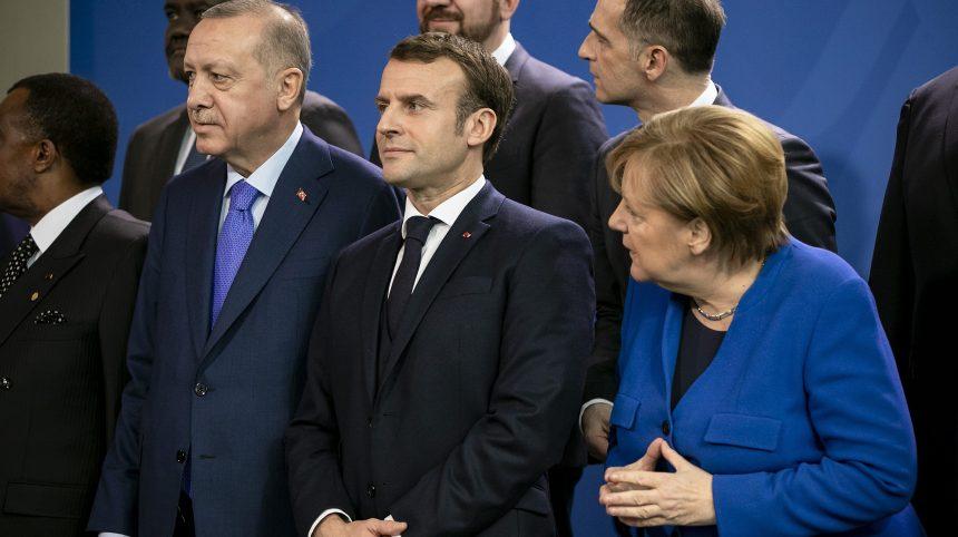 Syrie: Erdogan annonce un sommet avec les dirigeants russe, français et allemand