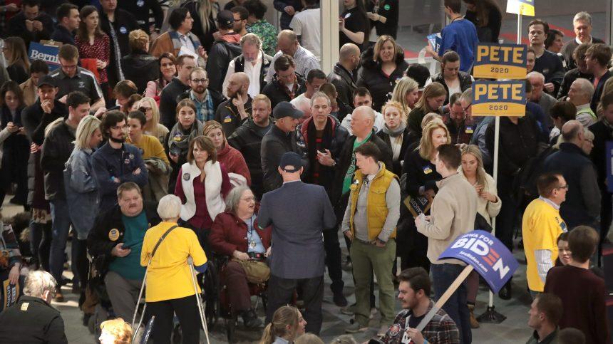 «Soyez patients, c'est ça la démocratie»: l'étrange vote de l'Iowa