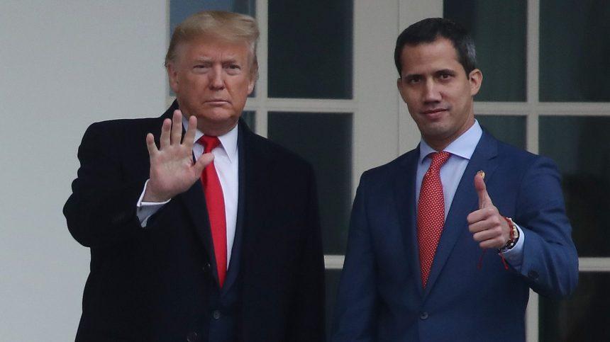 Trump conduit les États-Unis vers un «conflit de haut niveau», selon Maduro