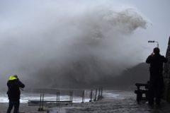 La tempête Ciara se déchaîne sur l'Ouest de l'Europe