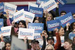 Sanders toujours en tête devant Buttigieg et Klobuchar au New Hampshire