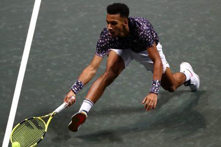 Auger-Aliassime s'incline devant Monfils en finale du tournoi de Rotterdam