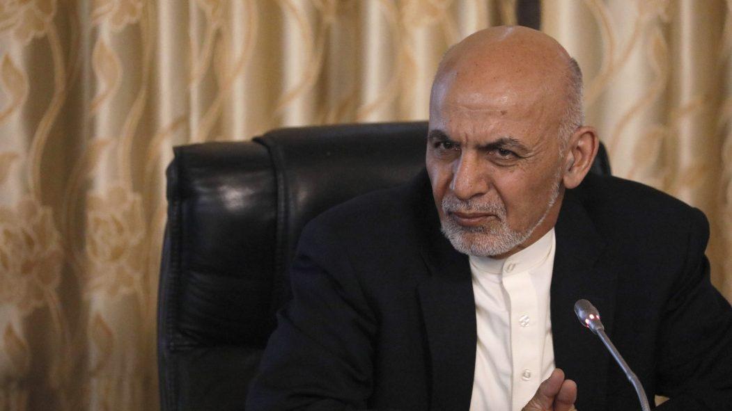 Ashraf Ghani officiellement réélu président de l'Afghanistan