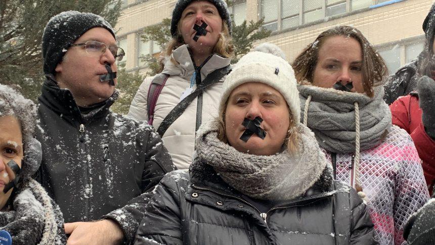 Bâillon sur le projet de loi 40: «une honte» pour le Québec, dit la CSDM