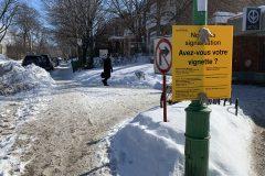 Outremont: la politique de stationnement menace la réussite éducative, dit la CSMB