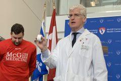 Commotions cérébrales: le CUSM propose un diagnostic plus «adapté» aux réalités sportives