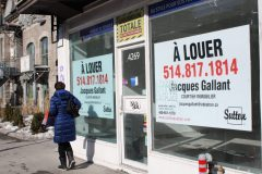 Coronavirus: des commerçants peineront à payer le loyer du mois d'avril