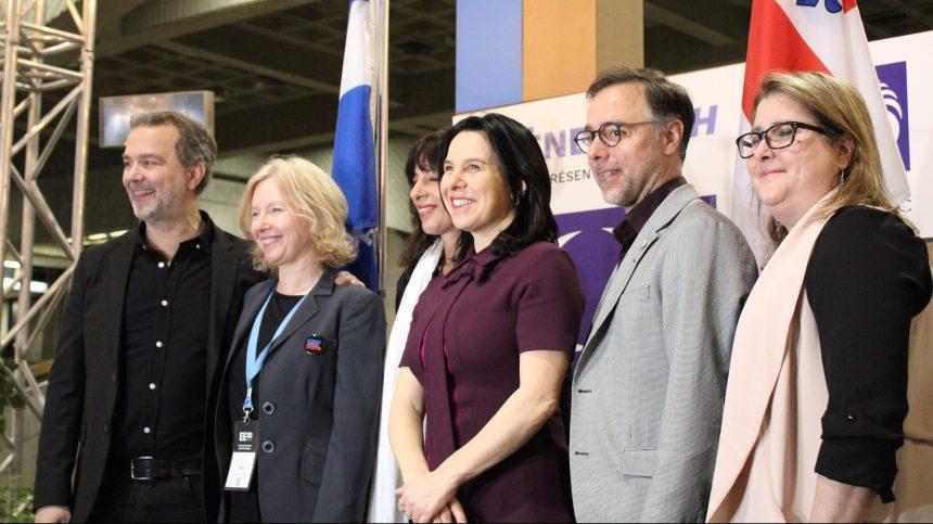 Montréal met les bouchées doubles pour attirer plus de startups