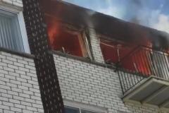 Une centaine de locataires évacués après un incendie à Saint-Laurent
