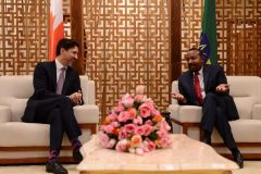 Trudeau amorce une visite en Afrique avec un siège à l'ONU en point de mire