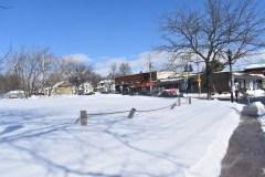 Nouvel espace public à Pointe-Claire