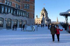 Escapade chic et romantique à Québec