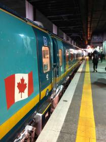 Escapade à Québec