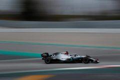 Valtteri Bottas domine la dernière journée des essais de la Formule 1