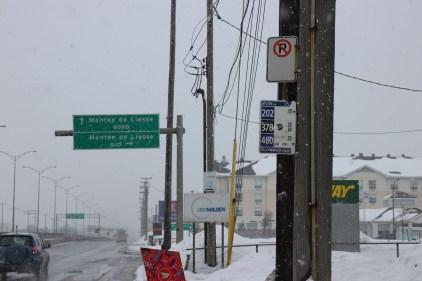 Nouvelle voie réservée à Saint-Laurent en 2020