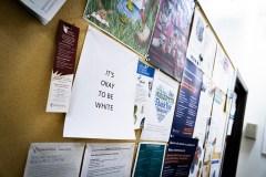 Des messages suprémacistes en amont du Mois de l'histoire des Noirs