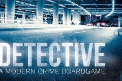 Jeu du Lundi : Détective, un jeu d'enquête moderne