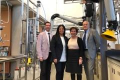Un demi-million pour les technologies vertes au Collège de Maisonneuve