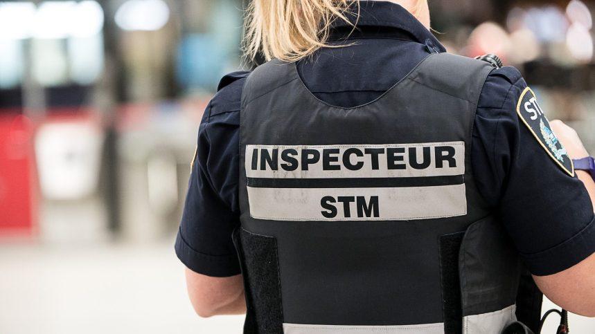 Profilage social: de plus en plus d'inspecteurs formés en désescalade à la STM