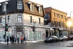 Locaux vacants: la situation s'améliore sur la rue Saint-Denis