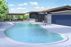Des installations aquatiques modernes prévues au parc de la Louisiane