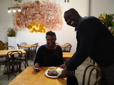 Ouverture d'un nouveau restaurant à Saint-Henri qui fait la promotion de la culture africaine.