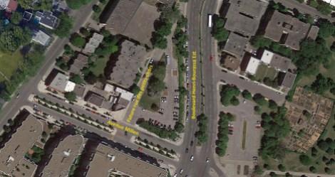 Future rue des petits-chars entre Millen et Henri-Bourassa Est