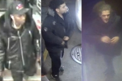 Agression à Ahuntsic-Cartierville : les policiers diffusent des images de trois suspects