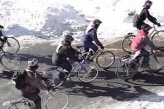 L'entretien hivernal des pistes cyclables, toujours un défi