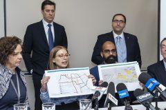 Royalmount: mobilisation pour un tramway électrique dans le secteur Namur-De la Savane
