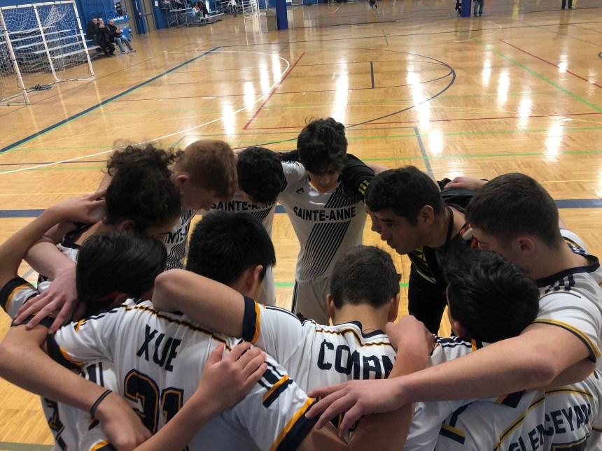 Futsal: performance honorable des Lachinois à Kansas City