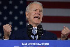 Relancé, Biden se pose comme alternative à Sanders avant le «Super mardi»