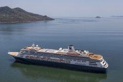 Paquebot Zaandam: le Panama autorise finalement la traversée de son canal