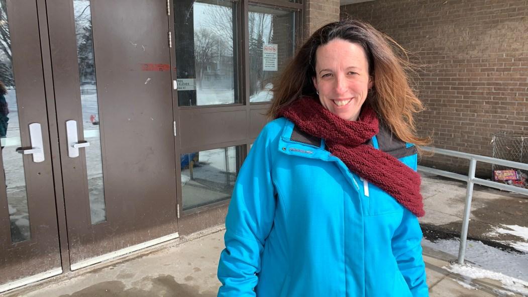 Julie Campeau est une LaSalloise impliquée dans la communauté.