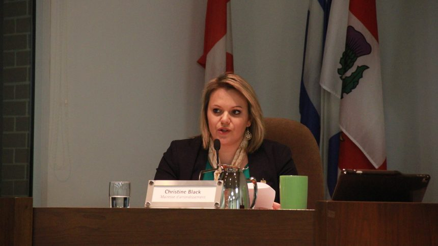 Montréal-Nord: la mairesse Black fustige l'administration Plante